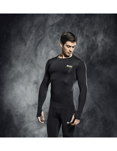 6902 compression shirt with long sleeves